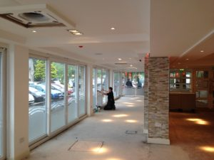 We work alongside your other contractors to finish the project on time.