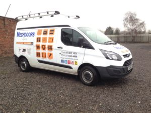 wrapping technology allows all the space on a vehicle to be utilised